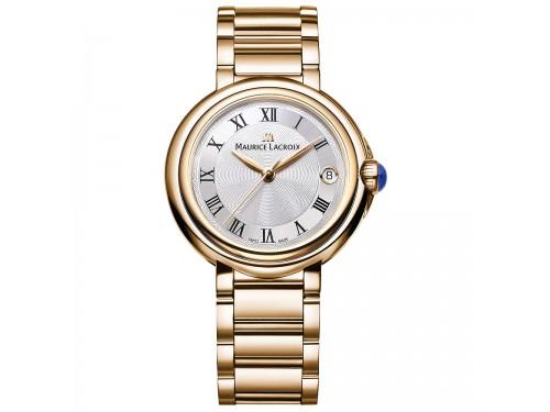 Orologio da Donna al Quarzo Maurice Lacroix Fiaba Date 32 mm Oro Rosa