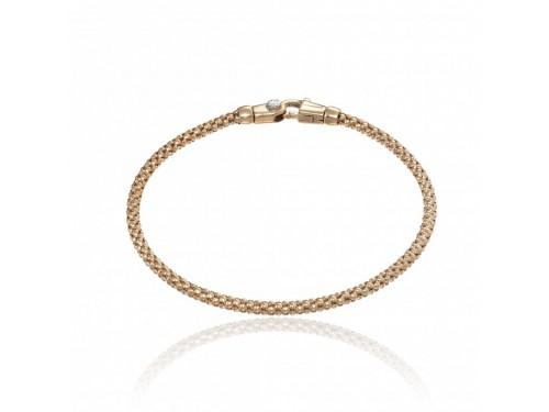 Bracciale Chimento Tradition Gold Melograno in Oro Rosa con Diamante Bianco
