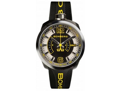 Bomberg Bolt 68 GTM Yellow orologio da polso uomo