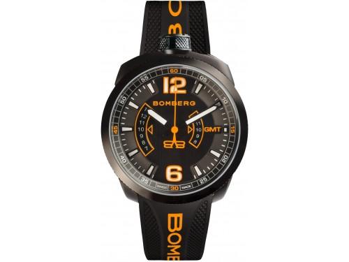 Bomberg Bolt 68 GTM Orange orologio da polso uomo